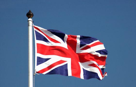 علم بريطانيا العظمى