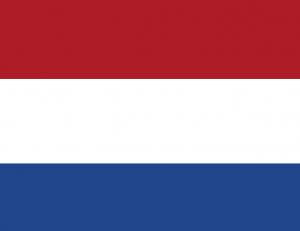 علم هولندا الحالي