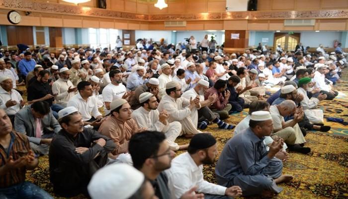 مسلمي بريطانيا