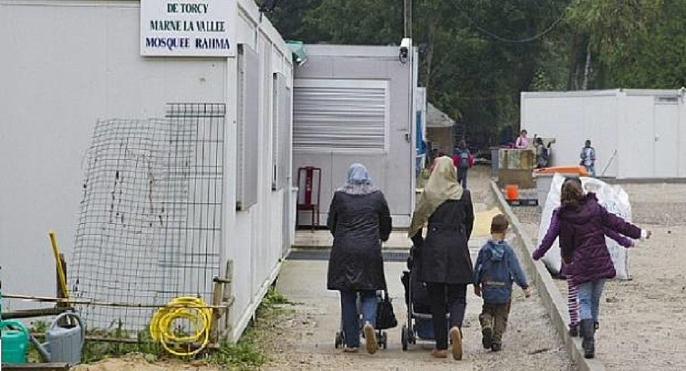 اللجوء الى السويد