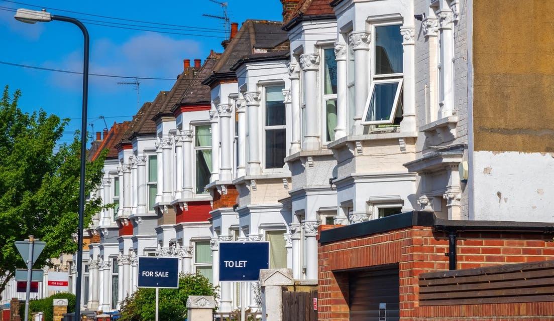 أسعار المنازل في بريطانيا تسجل رقماً قياسياً جديداً