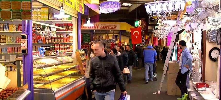 سوق العرب في هولندا بيفرفايك