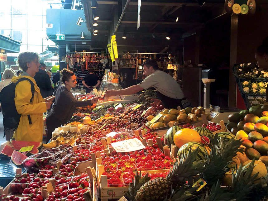 سوق العرب في هولندا